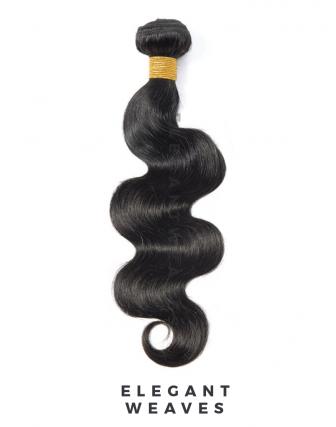 Peruvian bodywave weave bundel