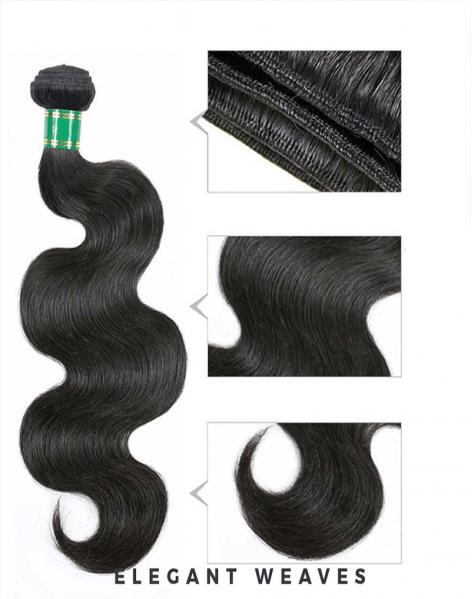 Indian remy bodywave weave bundel
