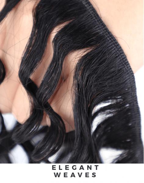 Brazilian remy Deepwave weave bundel