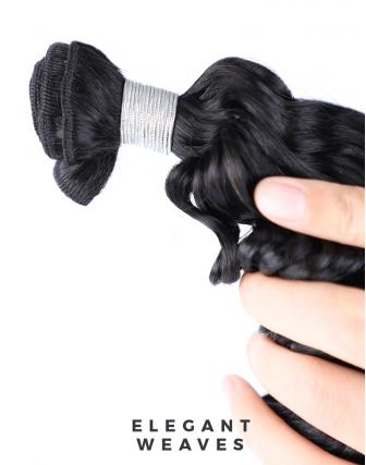 Bundeldeal 3 bundels - remy deepwave weave bundels