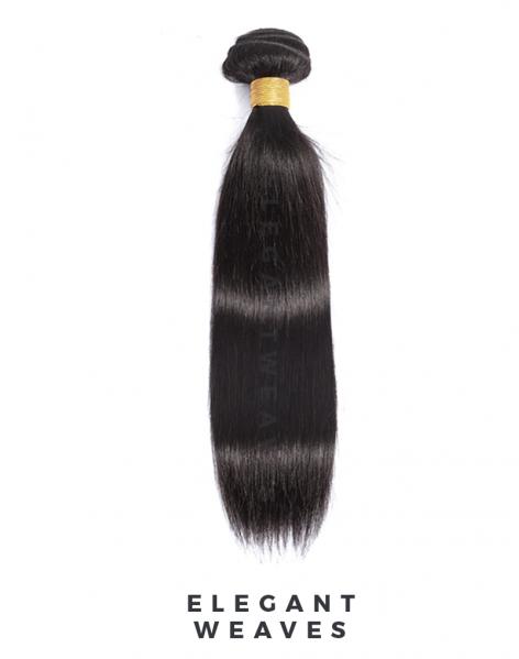 Brazilian remy straight weave bundel